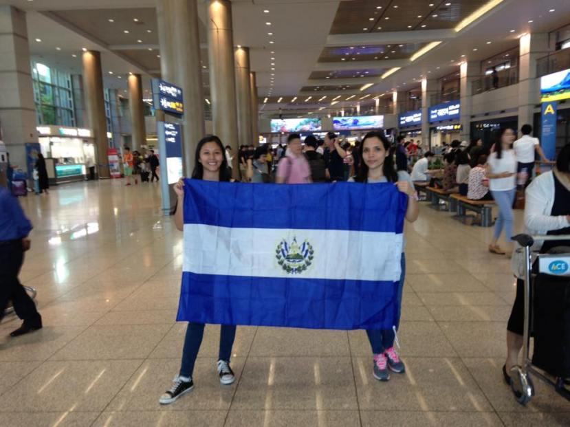 F El Salvador
